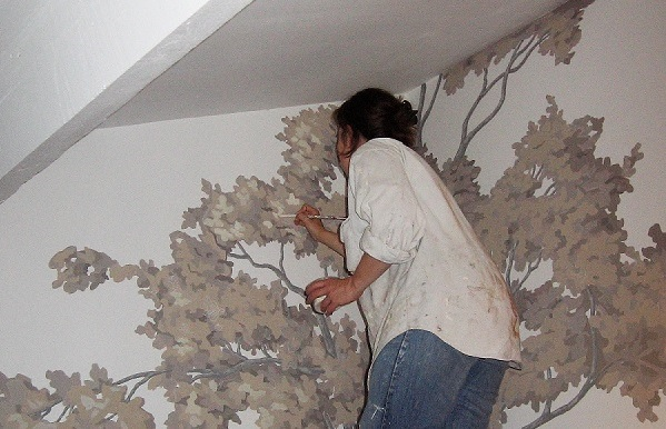 peintre decorateur eure paris